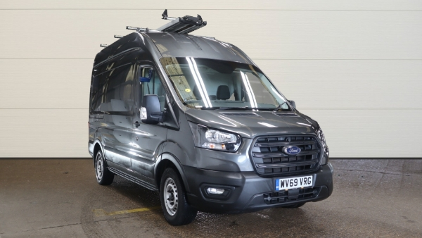 FORD TRANSIT 350 FWD